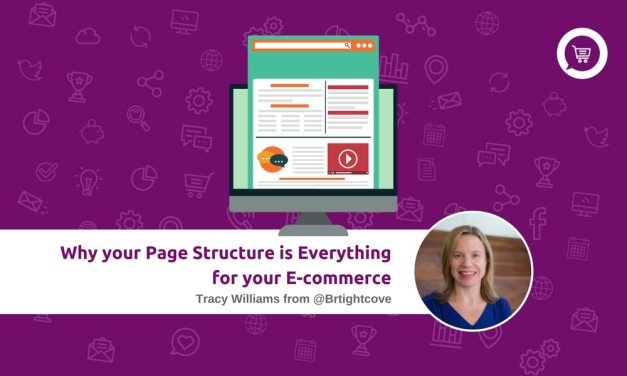 Why your Page Structure is Everything for your E-commerce