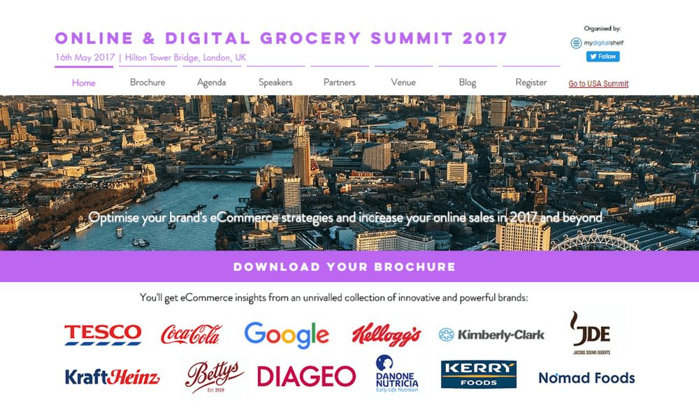 [#EVENT] How you can Boost Online Grocery Shopping Sales
