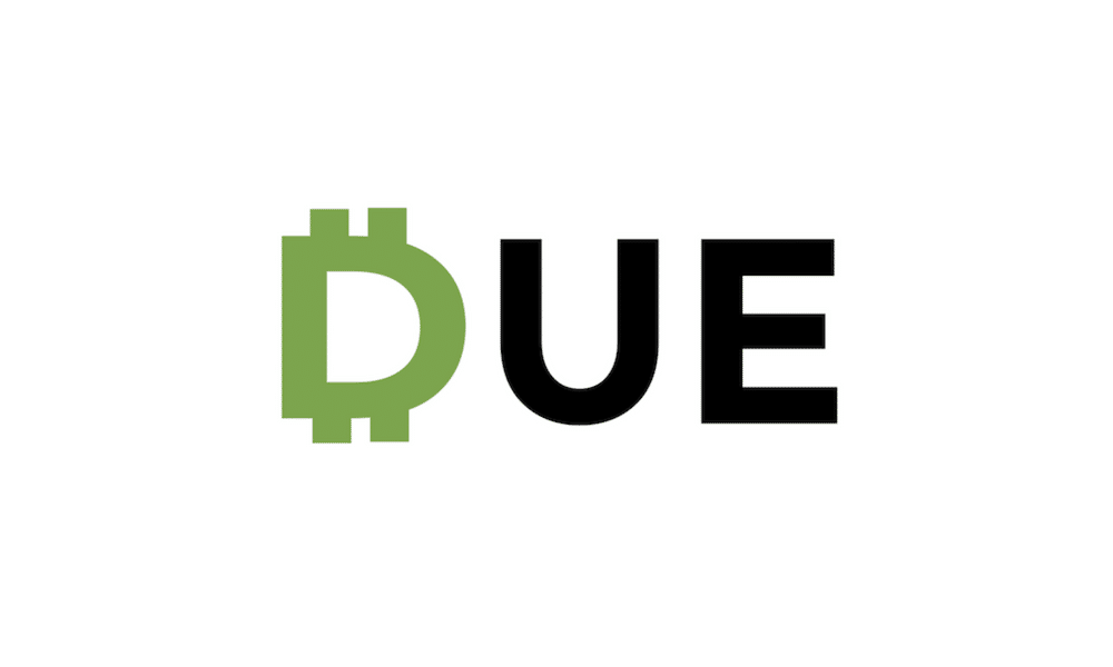 Due: fast payments with an easy sign up