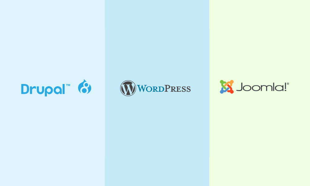 CMS Comparison: WordPress vs Joomla vs Drupal – Which is Better?