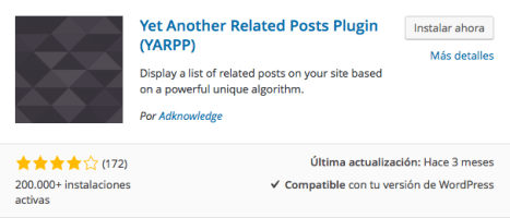 plugin related post