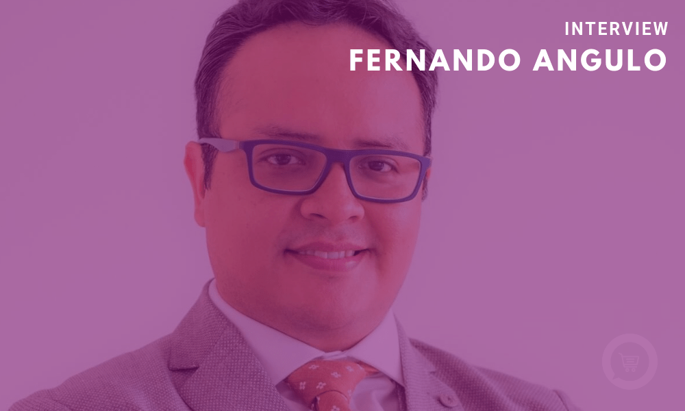 "Fernando Angulo (SemRush): ""Safety is a priority for ecommerce""."