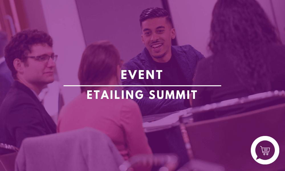 eTailing Summit 2019