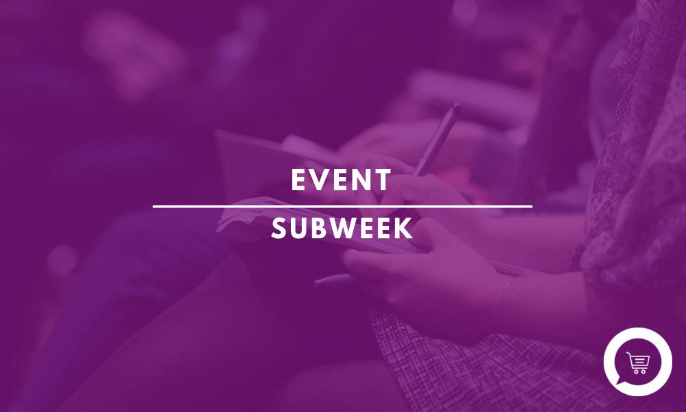 Subweek 2019