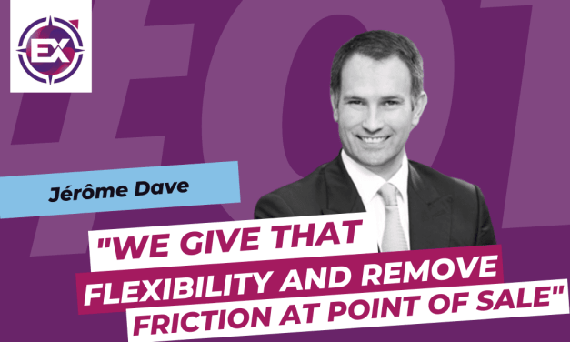 """Jérôme Dave (Mash): """"We give that flexibility and we remove the friction at the point of sale"""""""