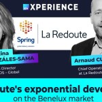 La Redoute's exponential development on the Benelux market