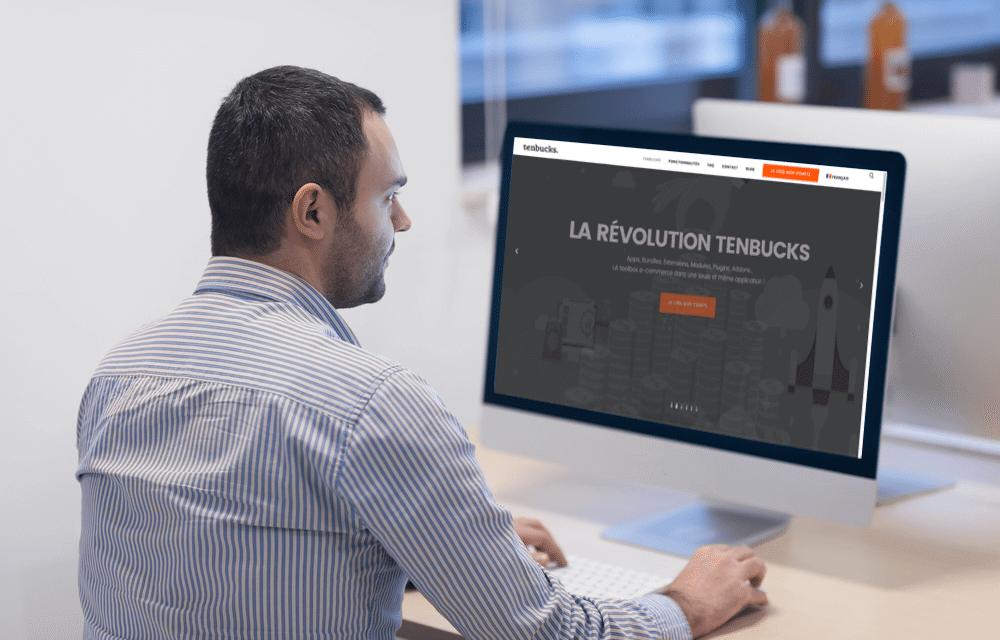 Tenbucks, la toolbox dédiée et pensée pour les e-commerçants