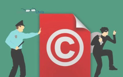 Warning: Notice of Intellectual Property Rights Infringement  –Is the alleged infringement a false claim?