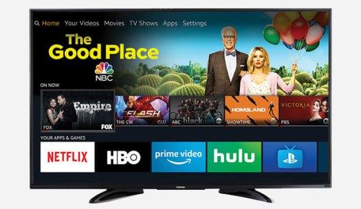 Fire TV Edition Smart TV