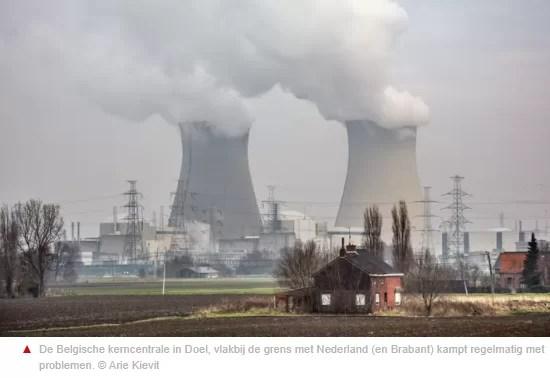 foto artikel brabantse kerncentrale