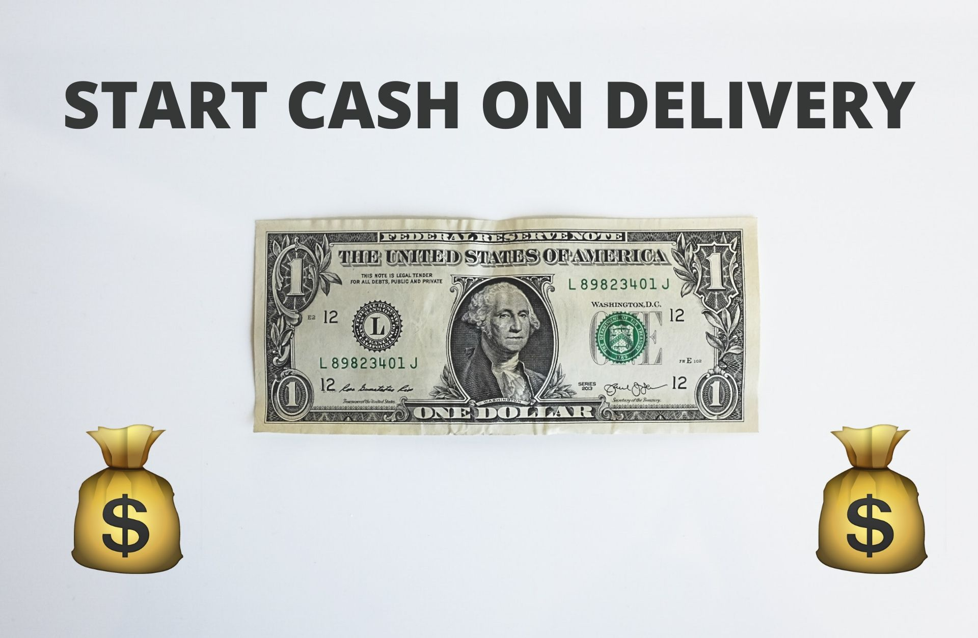 start cash on delivery - eCom Record