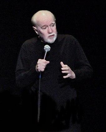 George Carlin, uno dei primi artisti del genere