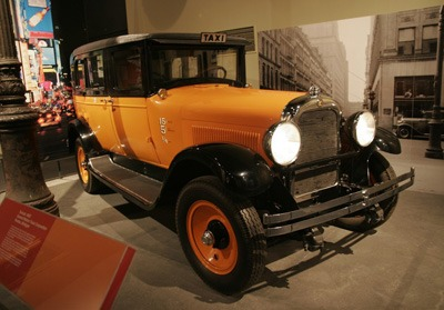 NY's First Taxis Date Back to 1907