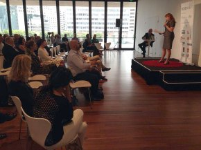 Susan-Findlay-Tickner-speaking-at-Banksia-Sustainability-Awards-day-2014-ii