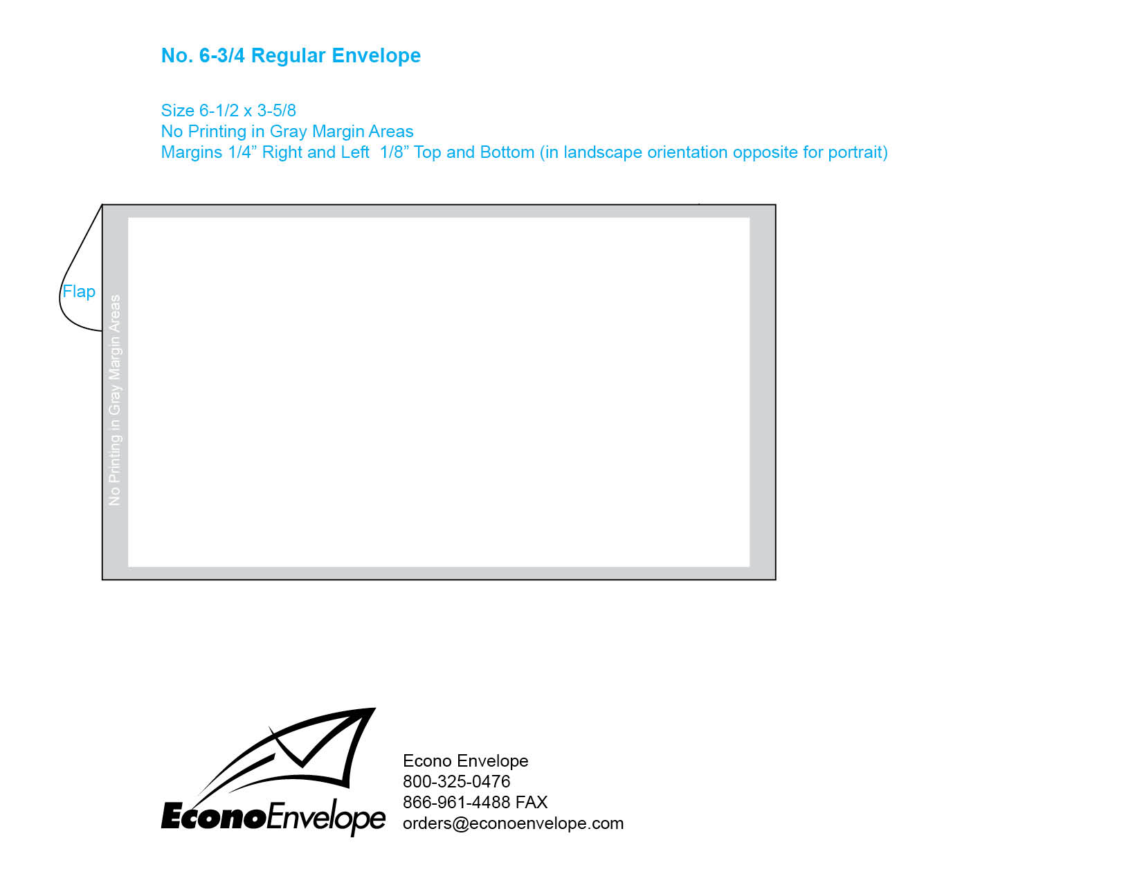 Envelope Template Downloads