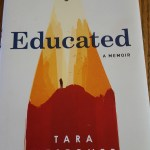 Book Cover of Educated: a memoir