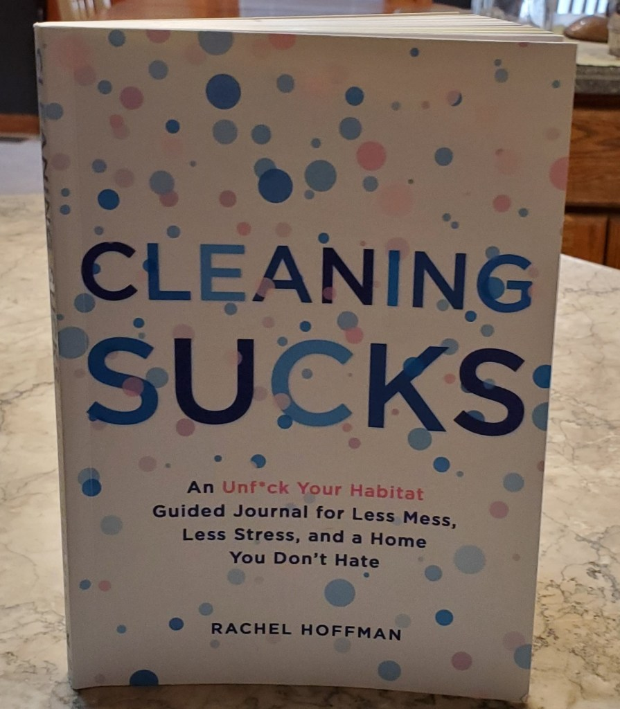 Book Cover of Rachel Hoffman's Cleaning Sucks