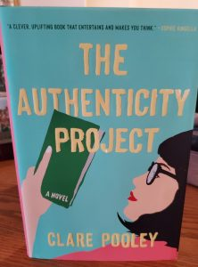The Authenticity Project Book Cover