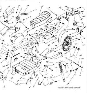Motorcycle Parts Name With Picture Pdf | Menhavestyle1