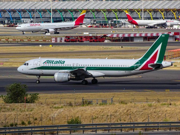 Alitalia compagnia aerea contrinuità territoriale settore aereo aviazione