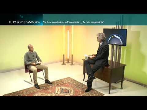 false convinzioni su economia, puntata televisiva su TVA Viceza