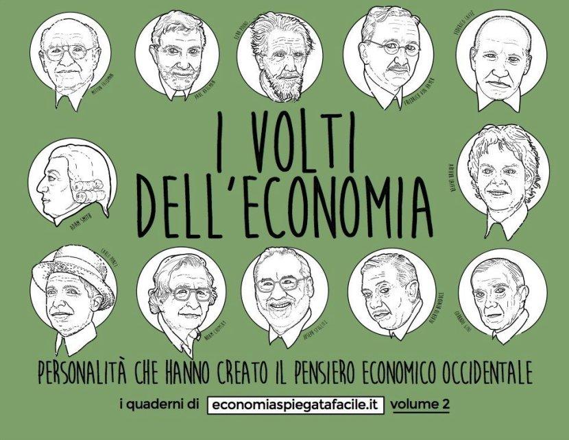 N2 i quaderni di economia spiegata facile - i volti dell'economia