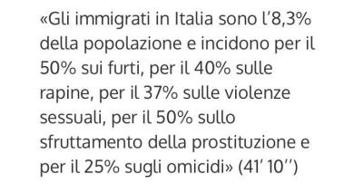 immigrati e reati