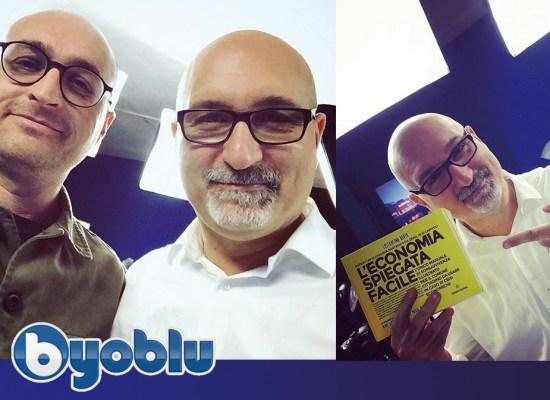 intervista di Costantino Rover e Antonio Maria Rinaldi su Byoblu con Claudio MessoraByoblu