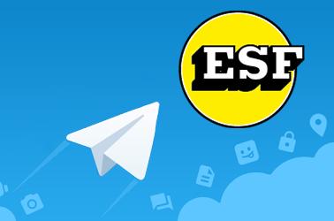Telegram arriva anche su ESF