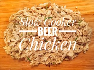 Slow Cooker Beer Chicken