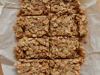 Low Sugar Granola Bars