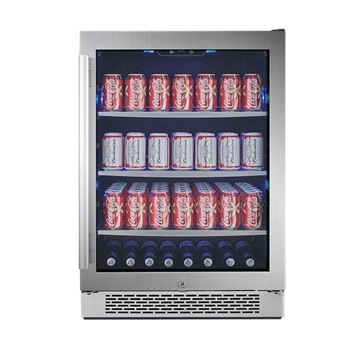 Avallon ABR241SGRH 152 Can Beverage Cooler