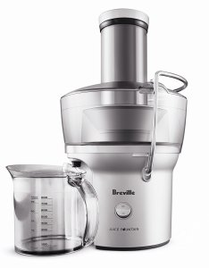 1. Breville BJE200XL Compact Juicer machine.