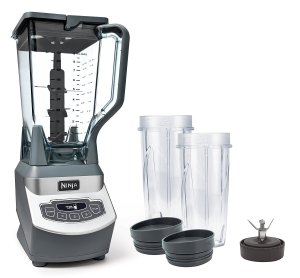 4. Ninja Professional Blender & Nutri Ninja Cups (BL660)