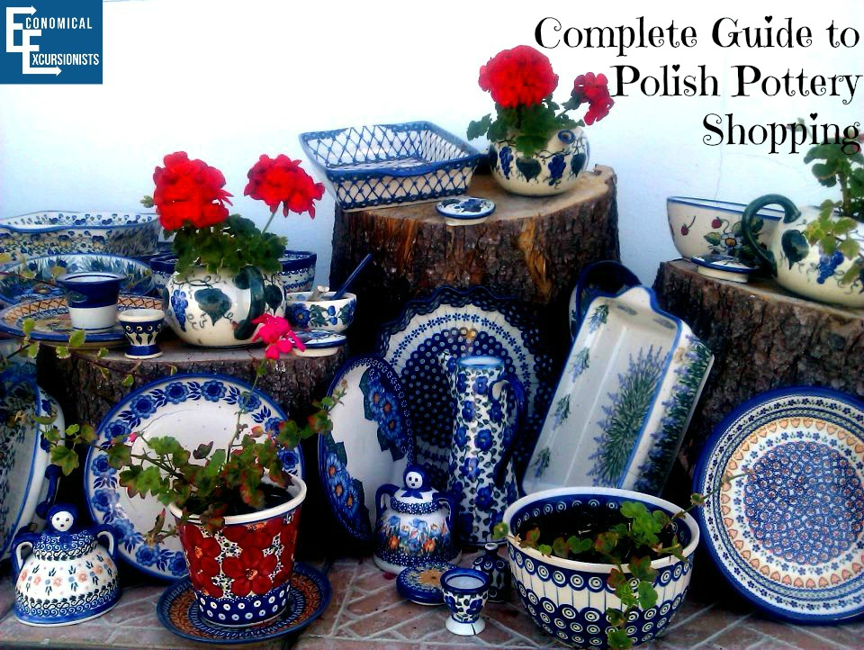 polish pottery shopping in boleslawiec the ins outs and everything