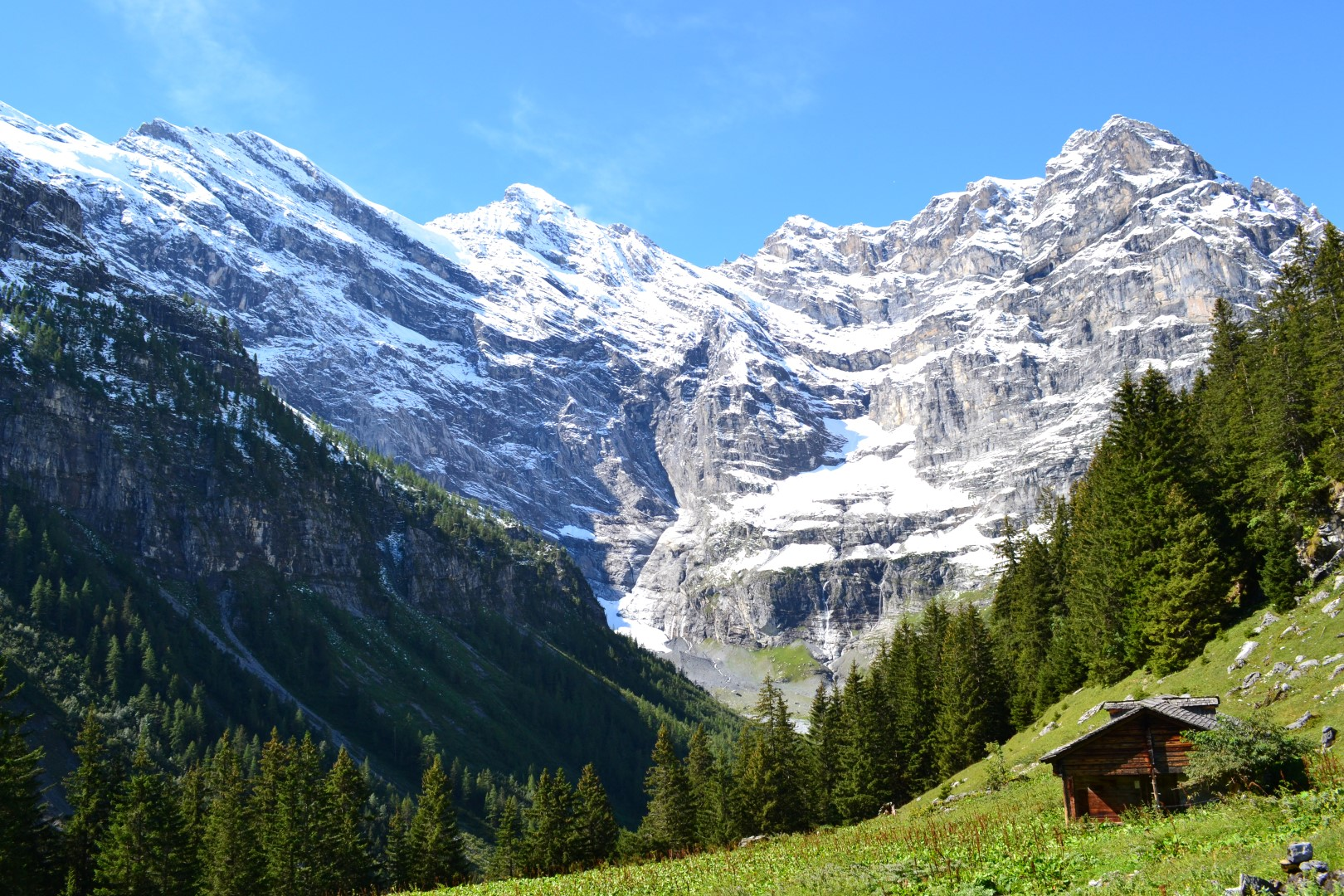 Gimmelwald could this be heaven on earth picture perfect gimmelwald sciox Image collections