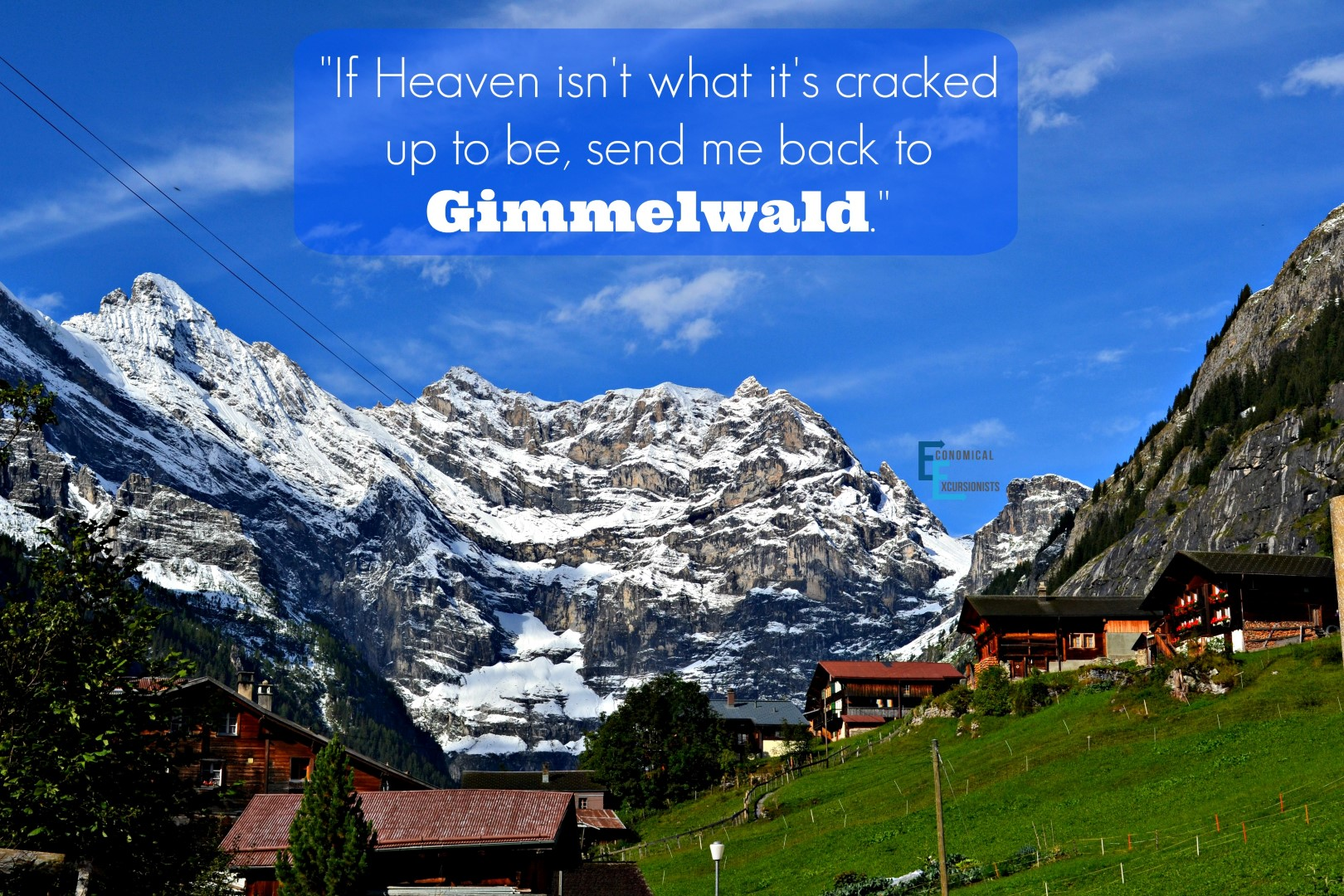 Gimmelwald could this be heaven on earth gimmelwald switzerland heaven on earth sciox Image collections