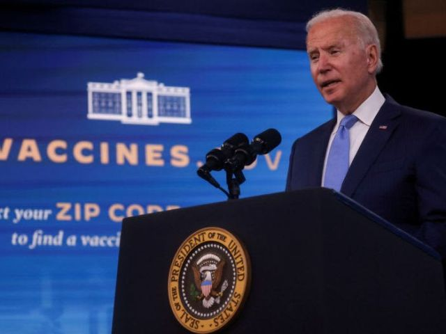 Biden shedding support from independent voters as Delta variant spreads: Reuters poll