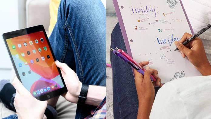 Queiroz Filho propõe fornecimento de tablets para estudantes da rede estadual de ensino