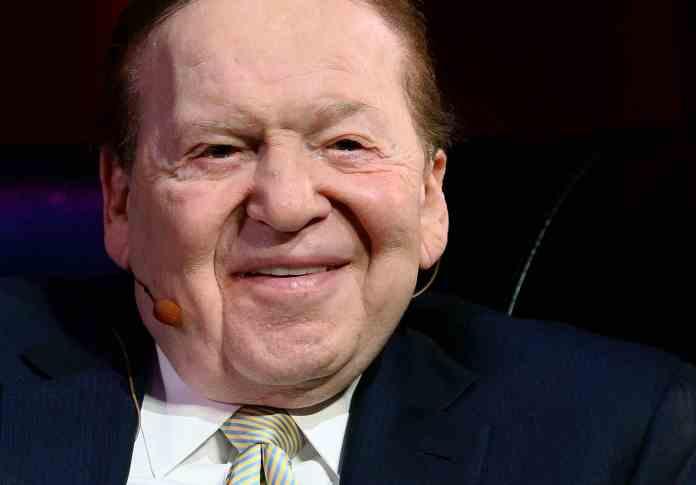 Morre aos 87 anos bilionário dos cassinos Sheldon Adelson