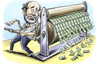 inflationprinting-money