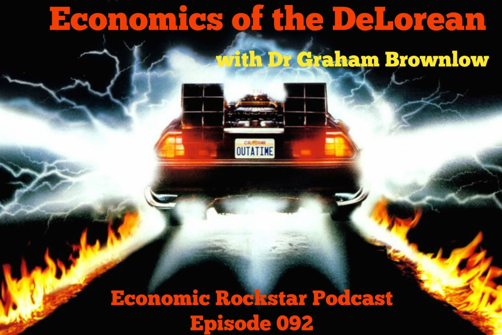Economics of the DeLorean Economic Rockstar