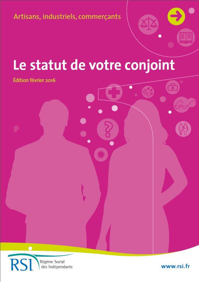 Le statut de votre conjoint