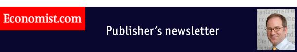 Publisher's newsletter