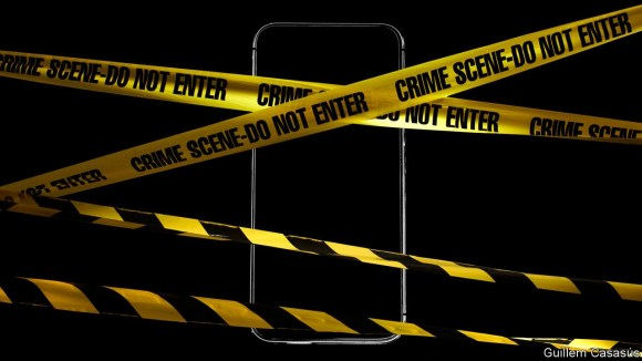 New technology has enabled cyber-crime on an industrial scale