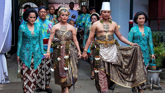 Polite And Powerful How The Mores Of Indonesia S Biggest Ethnic Group Shape Its Politics Asia The Economist