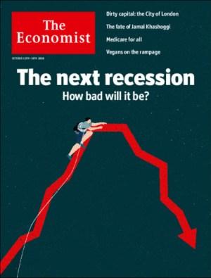 La próxima recesión
