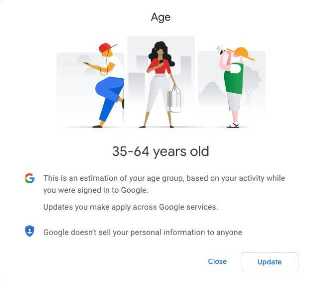 To 6o βήμα στο Google