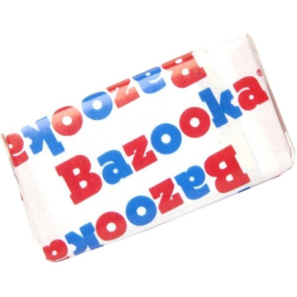 Bazooka Gum - Throwback