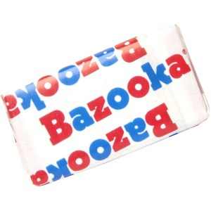 Bazooka Gum - Throwback